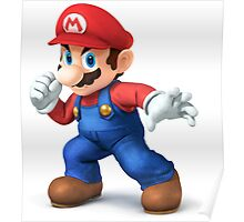 (HD) Mario Poster
