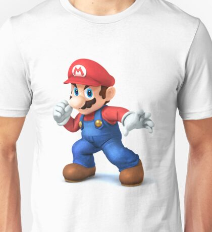 (HD) Mario Unisex T-Shirt