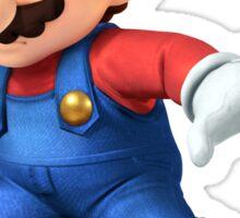 (HD) Mario Sticker