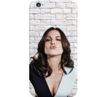 Lana Parrilla - Windfall - OUAT iPhone Case/Skin