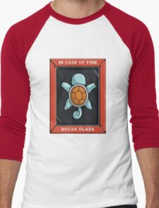 In Case of a Fire Men's Baseball ¾ T-Shirt