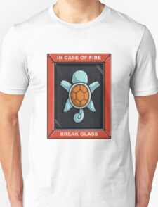 In Case of a Fire Unisex T-Shirt
