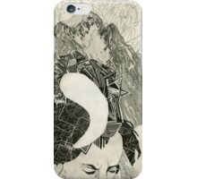 Uncontrolled Thoughts  iPhone Case/Skin
