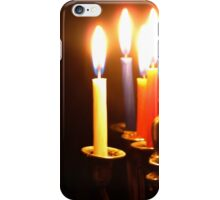 On the seventh night iPhone Case/Skin