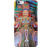Gate of the Four Heavenly Kings iPhone Case/Skin