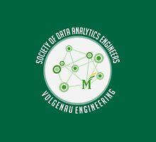 Society of Data Analytics Engineers at Volgenau/GMU Unisex T-Shirt