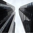 Skyscrapers, Philadelphia, Pennsylvania by lenspiro