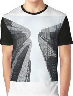 Skyscrapers, Philadelphia, Pennsylvania Graphic T-Shirt