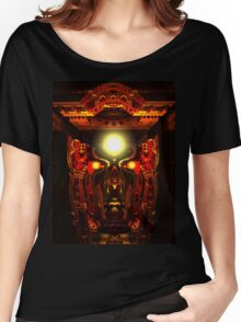 Mind Chamber Women's Relaxed Fit T-Shirt