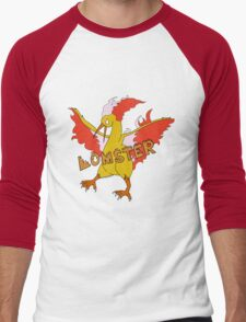 LOMSTER the Moltres Men's Baseball ¾ T-Shirt