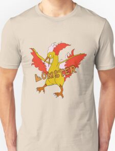 LOMSTER the Moltres Unisex T-Shirt