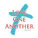 Love One Another by Pamela Maxwell