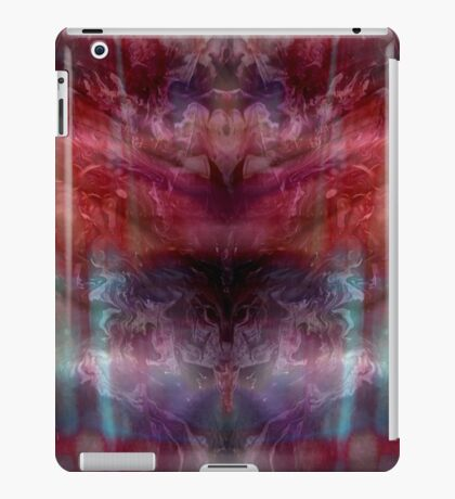 Psychedelic Chops iPad Case/Skin