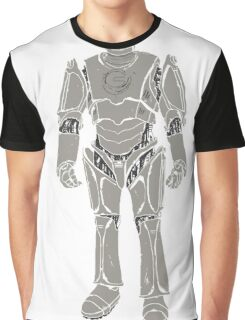 Cyberman/ Doctor Who Graphic T-Shirt