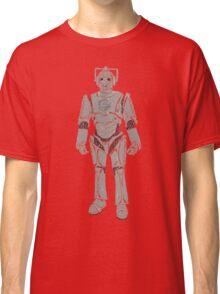 Cyberman/ Doctor Who Classic T-Shirt
