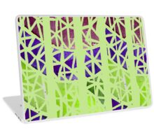 Movement and Boundry Laptop Skin