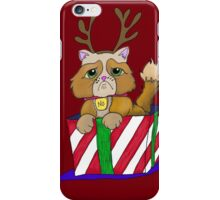 No Christmas for Kitty iPhone Case/Skin