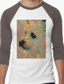 The Terrier Men's Baseball ¾ T-Shirt