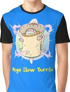 Mega Slow Burrito V2 Graphic T-Shirt