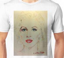 Marilyn, Vivid Unisex T-Shirt