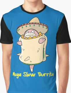 Mega Slow Burrito V1 Graphic T-Shirt