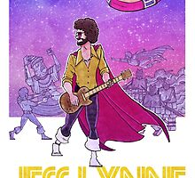 Jeff Lynne: Space Adventioneer by Rory Lucey