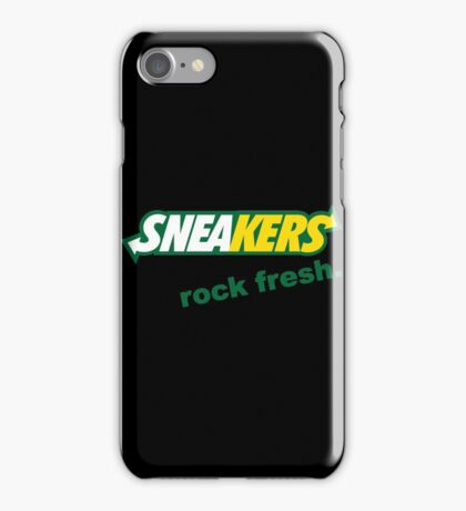 Sneakers Rock Fresh iPhone Case/Skin
