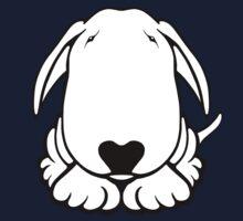 Dobby Ears Bull Terrier  Kids Tee