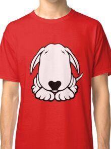 Dobby Ears Bull Terrier  Classic T-Shirt