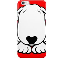 Dobby Ears Bull Terrier  iPhone Case/Skin