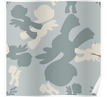 Brony Military Air Force Camo Poster