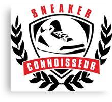 Sneaker Connoisseur Canvas Print