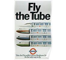 Vintage poster - London Underground Poster