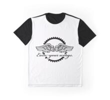 GT BMX - Earn Your Wings Graphic T-Shirt