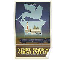 Vintage poster - Venice Poster