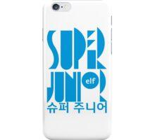 Super Junior ELF K Pop Fan iPhone Case/Skin