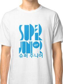 Super Junior ELF K Pop Fan Classic T-Shirt
