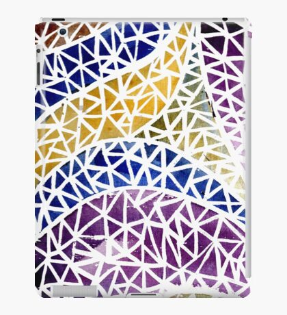 Scene with Complex Formation iPad Case/Skin