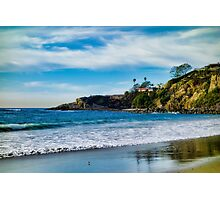 Dana Point Drama  Photographic Print