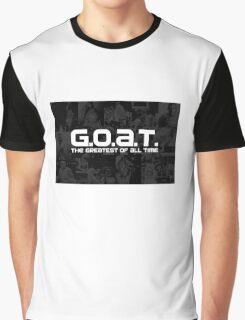 MJ Goat Graphic T-Shirt