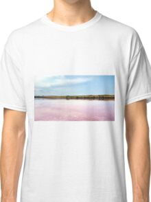 Pink Lake Classic T-Shirt