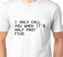 THE WEEKND CALL Unisex T-Shirt