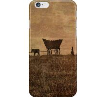 Pioneers iPhone Case/Skin