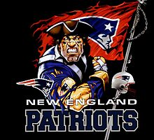 Patriot new england by haroldlfonville