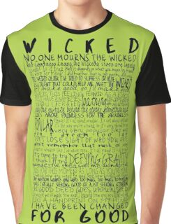 Wicked Graphic T-Shirt
