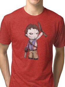 Plushie Boomstick Tri-blend T-Shirt
