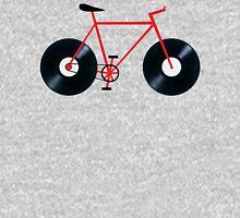 Vinyl Bicycle  Unisex T-Shirt