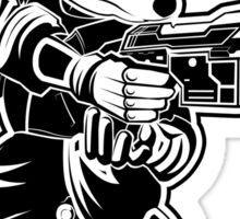 Fox McCloud 2 Sticker