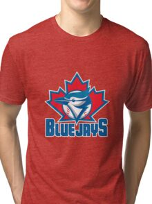 Toronto Blue Jays Logo Tri-blend T-Shirt