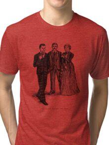 Not your plot device Tri-blend T-Shirt